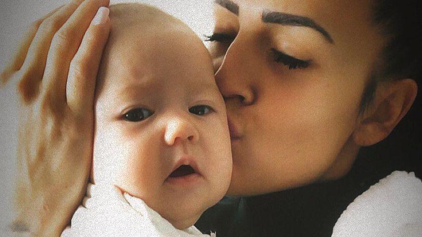 Vier Monate alt: Elena Miras superstolz auf Tochter Aylen!