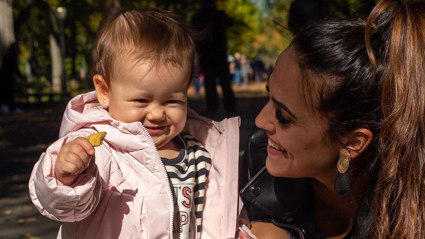 Elena Miras und ihre Tochter Aylen