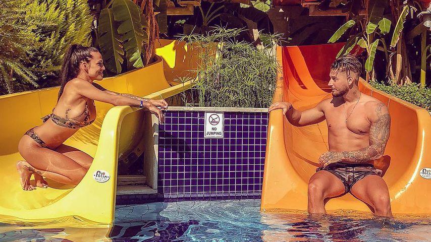 Ohne Baby Aylen: Spaß-Date für Elena Miras & Mike Heiter!