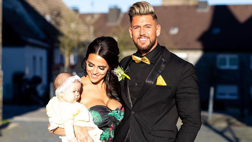 Fan-Wut: Stiehlt Elena Miras mit Busen-Dress Braut die Show?