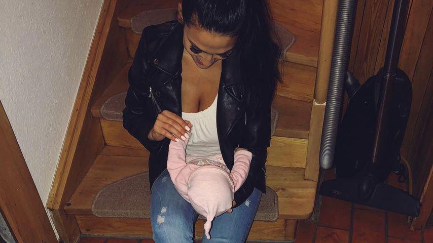Elena Miras und ihre Tochter Aylen in Zürich