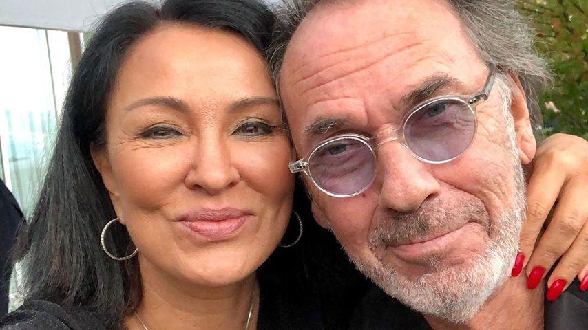 Elena Balder und ihr Mann Hugo Egon, September 2019