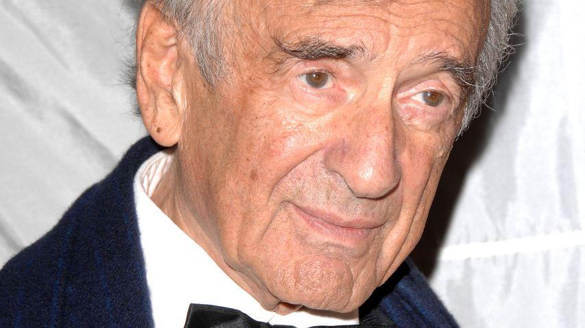 Holocaust-Überlebender: Elie Wiesel (✝87) ist gestorben