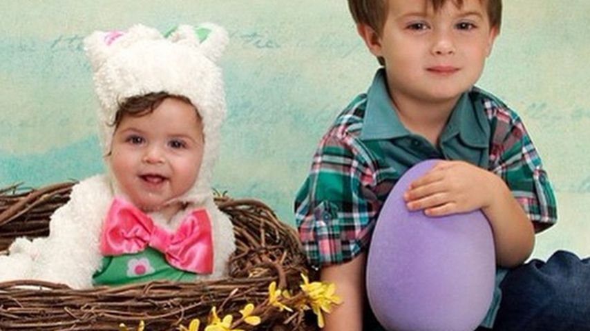 Elizabella Dylan Bugliari und Milo Bugliari