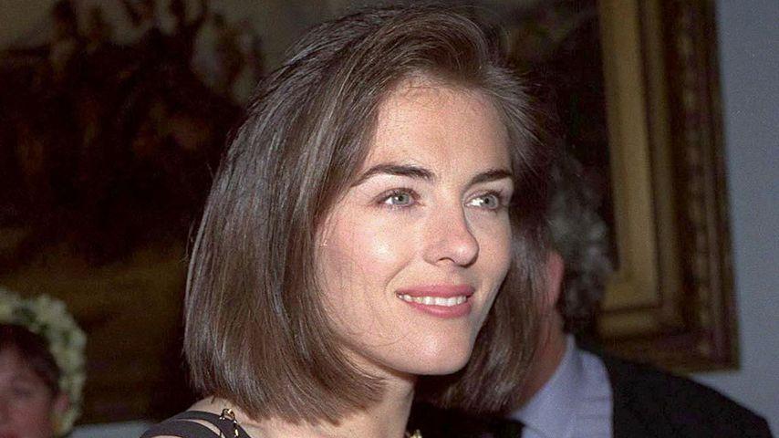 """Elizabeth Hurley bei der Premiere von """"Vier Hochzeiten und ein Todesfall"""", 1994"""