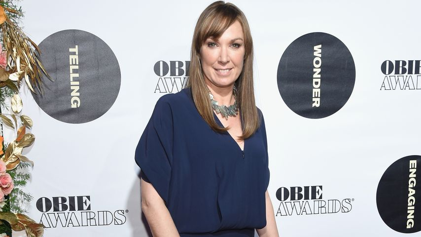 Elizabeth Marvel bei den 61. Obie Awards in NYC