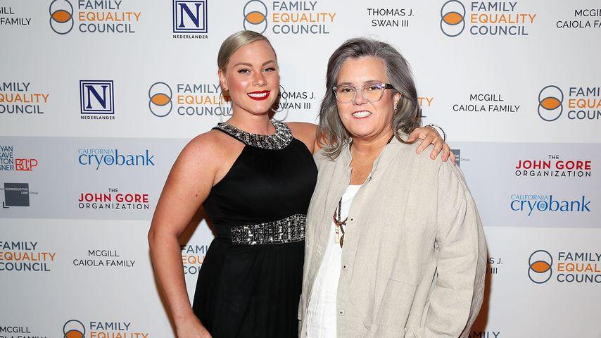 Elizabeth Rooney und Rosie O'Donnell