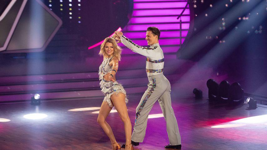 """Ella Endlich und Valentin Lusin bei """"Let's Dance"""""""