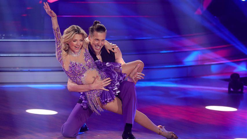"""30 Punkte: Ella Endlich haut Jury mit """"Let's Dance""""-Samba um"""