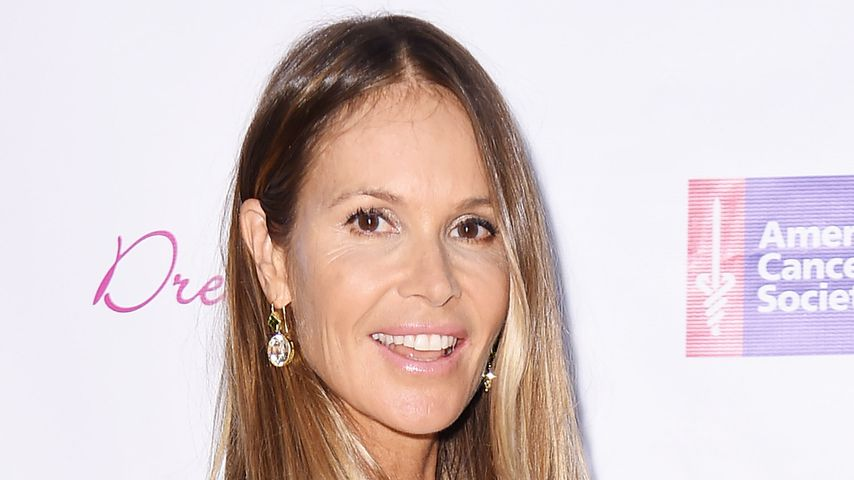 Elle Macpherson bei einem Event in New York City