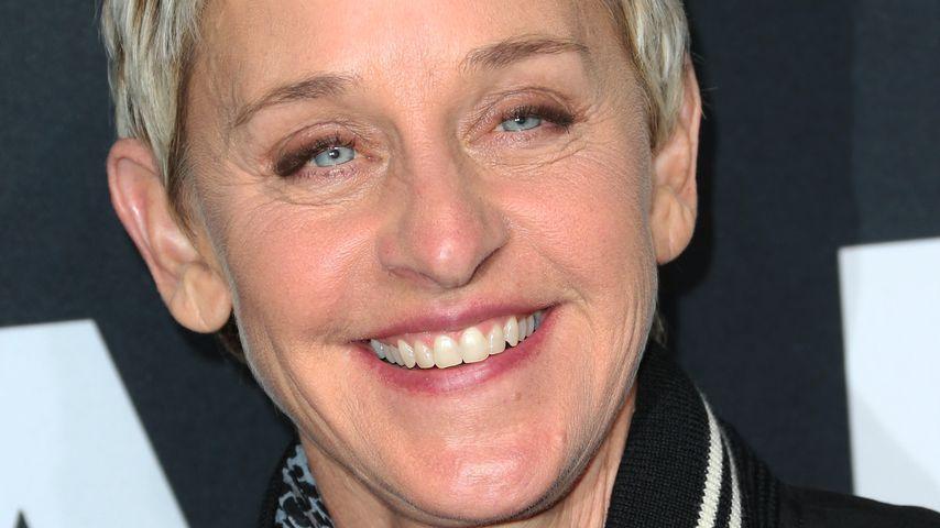 Ellen DeGeneres im Februar 2016