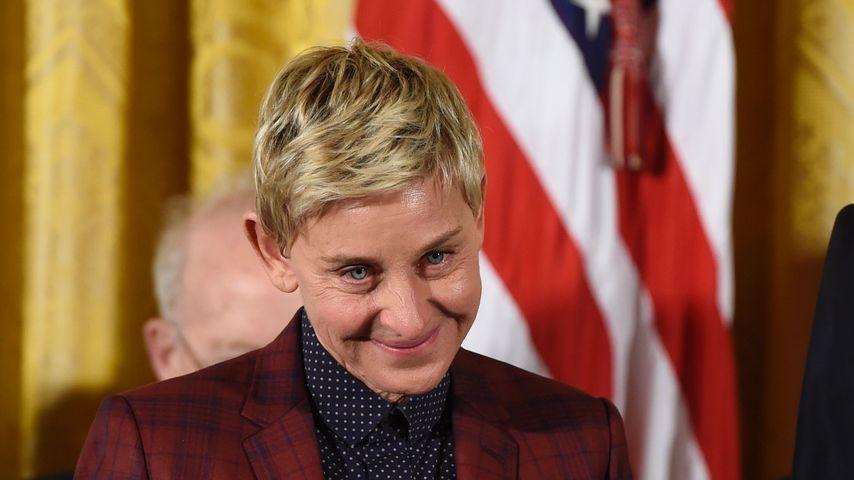 Ellen DeGeneres, TV-Host