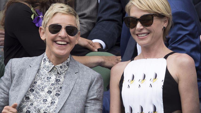 Ellen DeGeneres: Deutliche Worte gegen Ehe-Krisen-Gerüchte