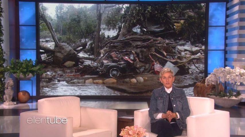 Ellen DeGeneres in ihrer TV Show