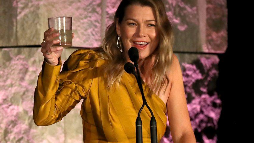 Ellen Pompeo bei den InStyle Awards in L.A. im Oktober 2019