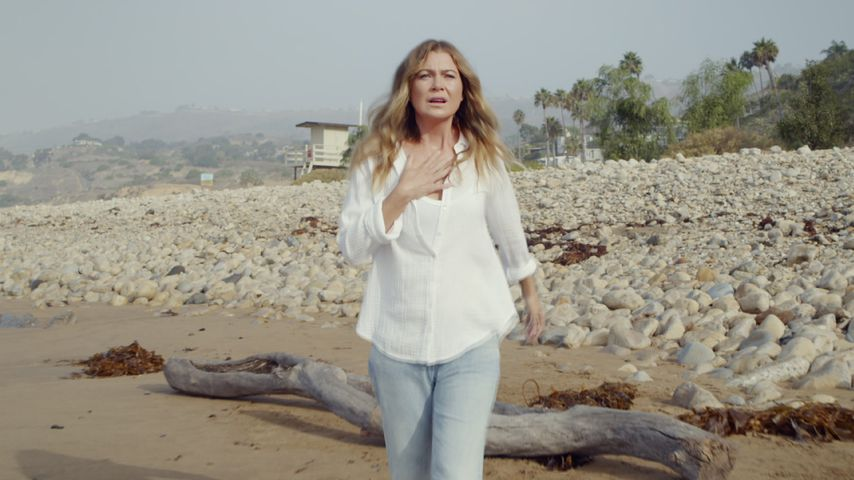 """Ellen Pompeo in ihrer """"Grey's Anatomy""""-Rolle Meredith Grey"""