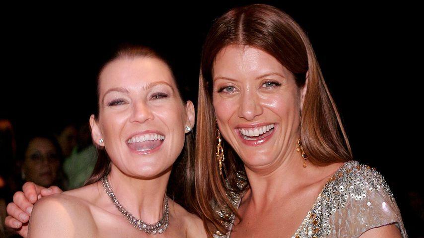 """Ellen Pompeo und Kate Walsh, """"Grey's Anatomy""""-Darstellerinnen"""