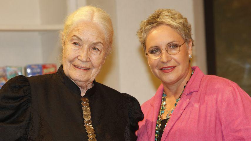Ellen Schwiers und ihre Tochter Katerina Jacob, 2015