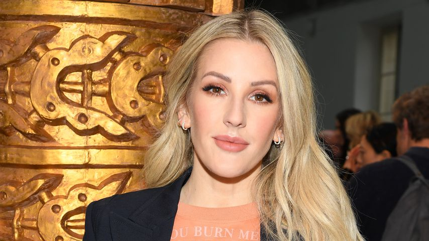 Ellie Goulding bei der Pariser Fashion Week im Februar 2020