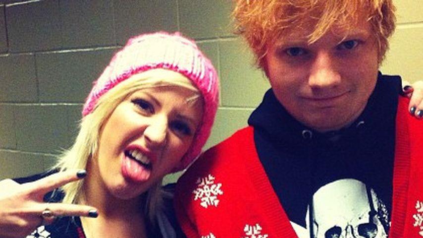 Endlich Rache? Ed Sheeran schreibt Song über Ex