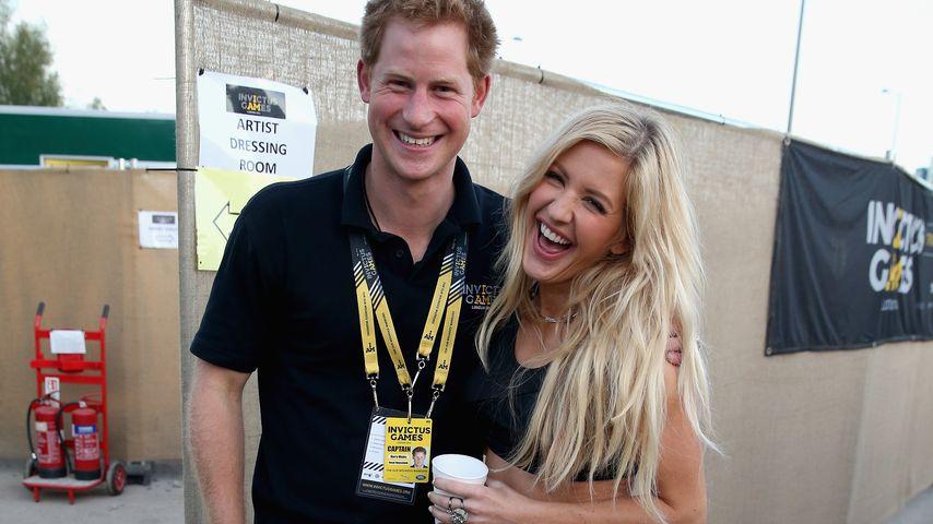 Insider packt aus: Prinz Harry ist Ellie Gouldings Typ!