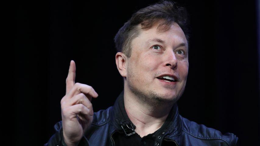 Elon Musk im März 2020