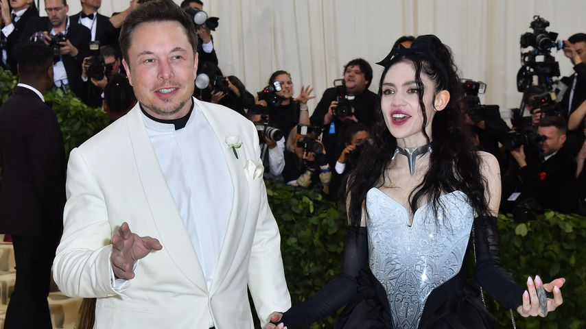Elon Musks Freundin Grimes: Schwangerschaft ist ein Opfer!