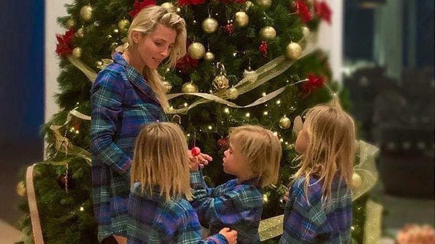 Elsa Pataky mit ihren Kindern
