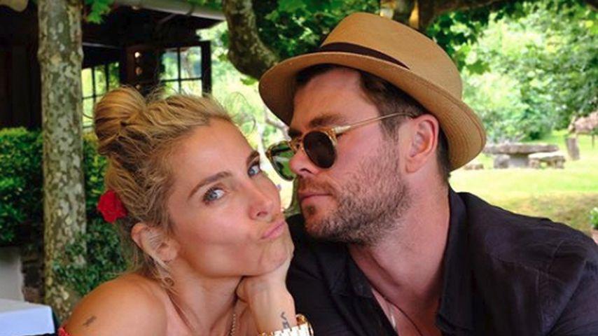Elsa Pataky und Ehemann Chris Hemsworth