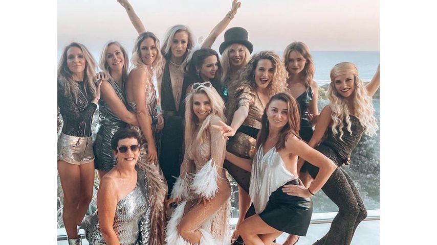 Elsa Pataky bei ihrer Silvesterparty in Byron Bay