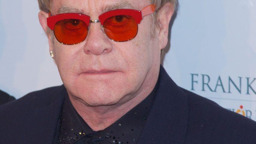 Elton John in tiefer Trauer: Seine Mama Sheila ist gestorben