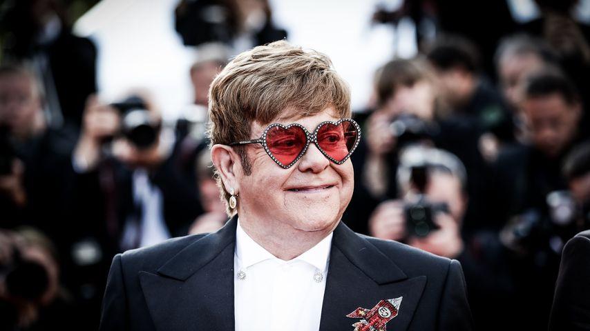 """Elton John bei der """"Rocketman""""-Premiere in Cannes"""
