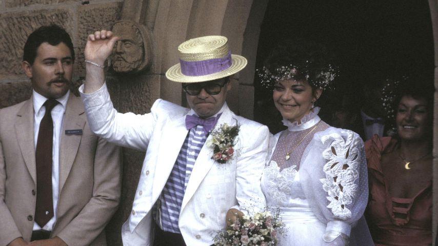 """""""Will nur Geld"""": Elton John ist stinksauer auf seine Exfrau"""