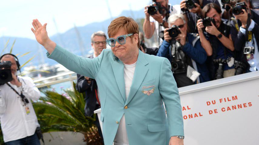 Musiker Elton John