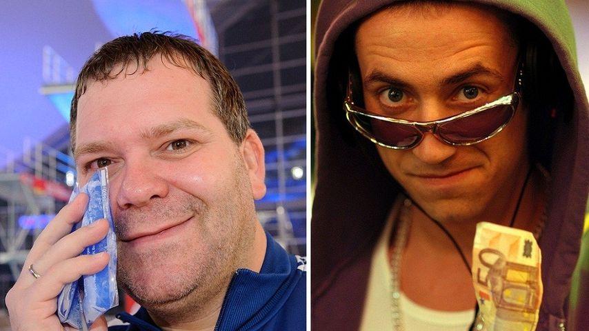 """Elton """"knutscht"""" mit Bürger Lars Dietrich"""