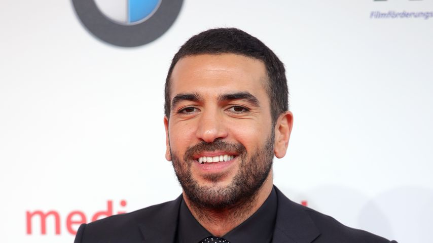 Elyas M'Barek bei den Lola-Awards im April 2018