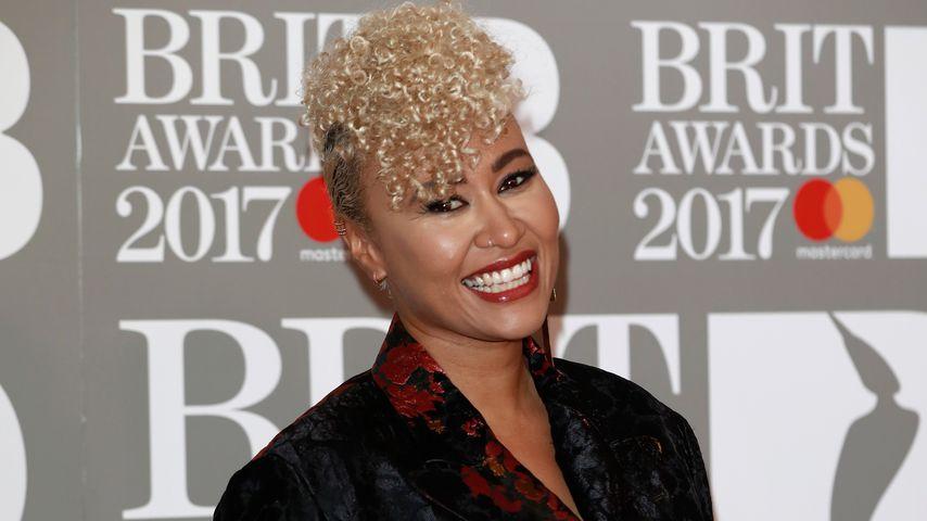 Emeli Sandé bei den BRIT Awards 2017 in London
