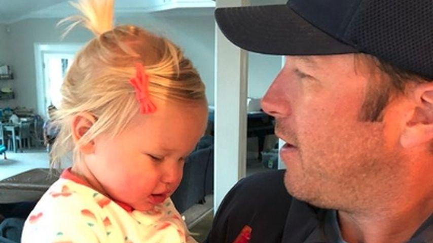 Emeline und ihr Papa Bode Miller