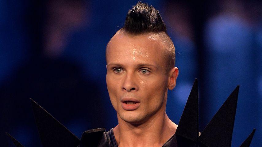 Emil Kusmirek, Tänzer