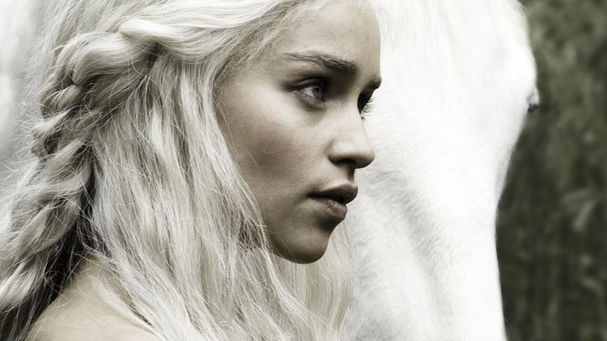 "Emilia Clark in ""Game of Thrones"""