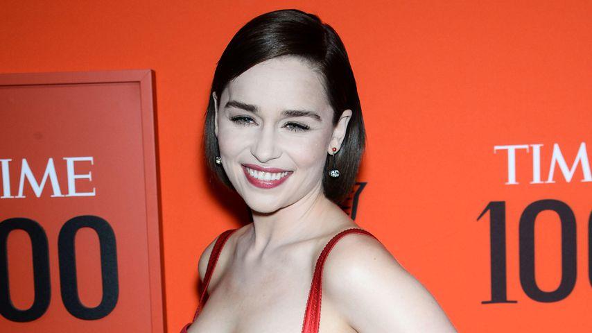 Emilia Clarke 2019 in New York