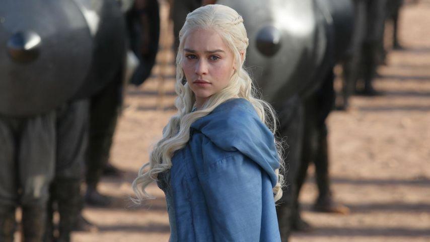 """Emilia Clarke bei """"Game of Thrones"""""""