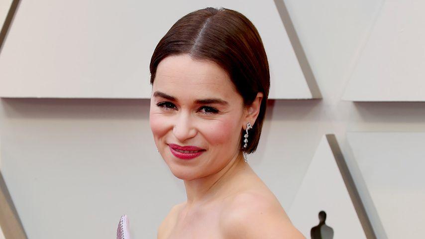 Emilia Clarke bei den Oscars, 2019