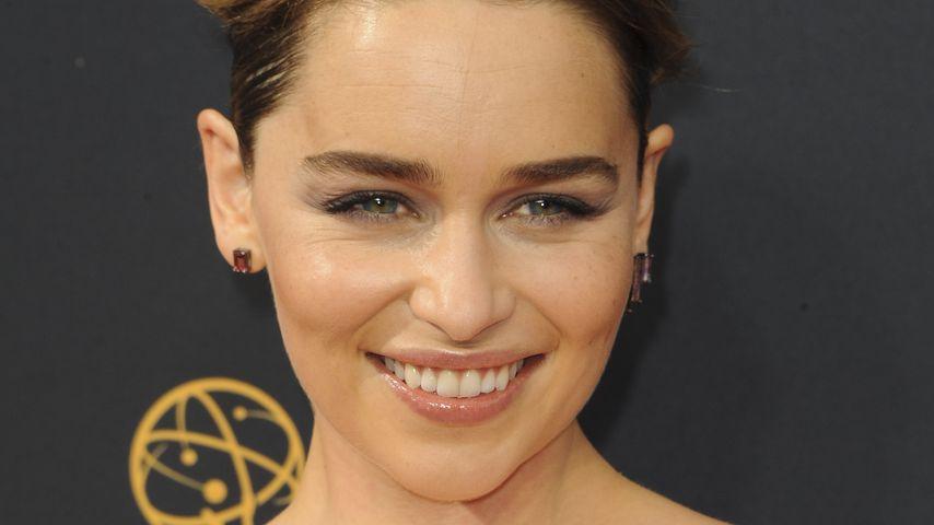 Emilia Clarke bei den Emmy Awards