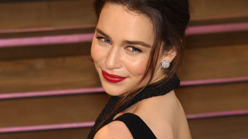 "GoT-Star Emilia Clarke zur ""Sexiest Woman Alive"" gekürt"