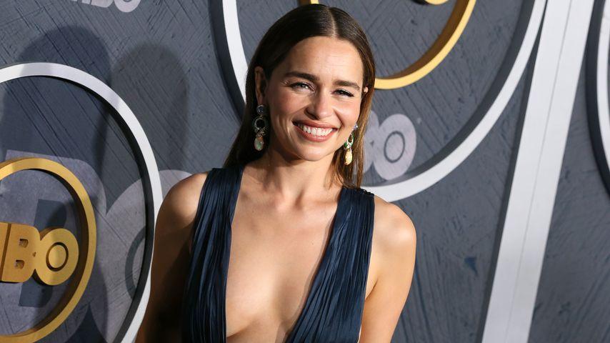 Emilia Clarke bei den Emmy Awards 2019