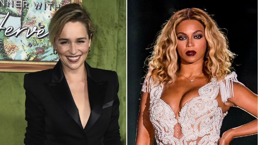Zu sehr Fan-Girl: Emilia Clarke verpatzte Beyoncé-Treffen
