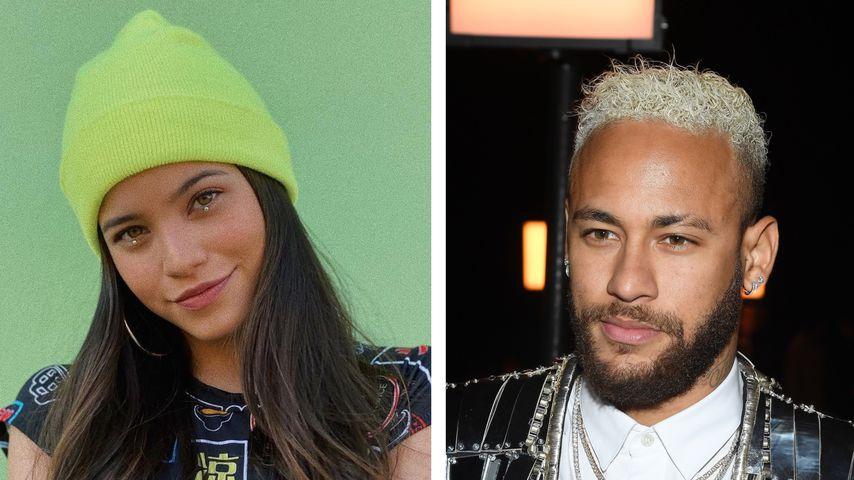 Nach Flirt mit Janin Ullmann: Ist das Neymars neue Flamme?
