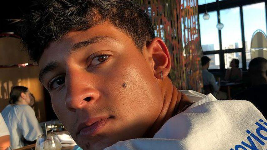 Erdbeben überlebt: Emilio Sakraya denkt öfter an den Tod