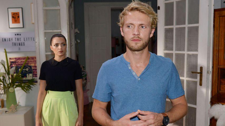 GZSZ-Vaterschafts-Schock: Paul erfährt, wer Kates Vater ist